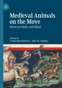 Cover of the book: Medieval on the Move